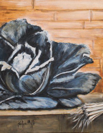 Huile sur toile - Jocelyne Massi | cours peinture paris