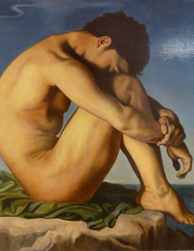 copie de tableau sur commande, copies de tableaux paris, copies tableaux de maître, alexandra astorquiza