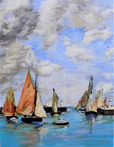 cours peinture paris | Atelier Baroque